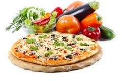 Вкусные рецепты: Оладьи из курицы и кабачка., Салат с курицей, шампиньонами и сыром, Цветок папоротника